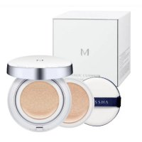 MISSHA M Magic Cushion Spf50+ Pa+++ No.21 Set (Free Refill + Extra Puff)