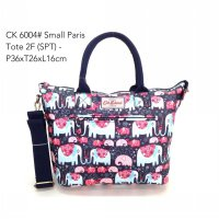 Tas Import Wanita Fashion CK Small Paris Tote 2F SPT 6004 - 8