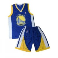 (Siap Kirim) Jersey Baju Basket GSW Golden State Warrior Biru Basket Ball Grade Ori