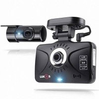 [macyskorea] LUKAS Lukas LK-9100 Duo Black Box Video Recorder DVR Driving Camcorder Night /12404982