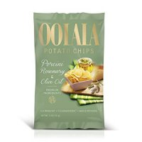 [poledit] Natural Nectar Oolala Potato Chips, Porcini-Rosemary and Olive Oil, 5 Ounce (T1)/12944751