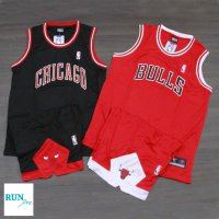 Setelan Basket NBA Chicago Bulls