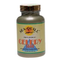 Sea Quill Cellery Ekstrak Biji Seledri Super Celery 5000 - 60 Tablet
