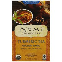 [macyskorea] Numi Organic Turmeric Tea, Golden Tonic, Blended with w/ Lemon Verbena & Lime/8894786