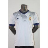 [Limited] Jersey Baju Bola Real MAdrid Training Prematch Triangle 16/17 GradeOri