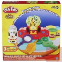 [holiczone] Play-Doh Play Doh Fuzzy Pet Salon/1818325