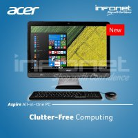 [Murah] Acer Aspire C20-220 All In One PC (Win 10)
