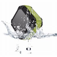 Aukey Mini Outdoor Waterproof Stereo Bluetooth Speaker - SK-M16