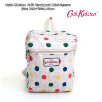 Tas Ransel Fashion CK Backpack Mini Square 186 - 7
