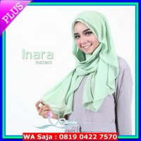 Inara Instant by Sitioocha(Sister Brand dr Apple Hijab Brand)