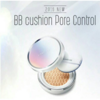 Laneige New BB Cushion PORE CONTROL SPF50+/PA+++ (Case + Isi + Refill)