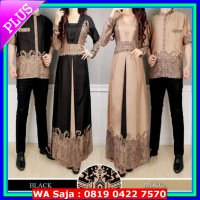 (Batik Couple) Batik Elegan Couple / Baju Pasangan Sarimbit