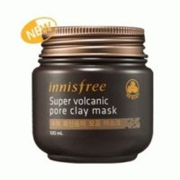 INNISFREE Super Jeju Volcanic Pore Clay Mask