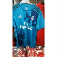 NEW Jersey Real Madrid 3rd 2017/2018 grade ori official Murah