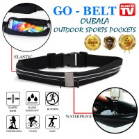 GO BELT - Outdoor sports pockets - WATER PROOF -GOJEK READY