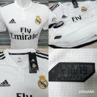 NEW JERSEY BOLA CLIMACHILL ADIZERO REAL MADRID HOME OFFICIAL 2018-2019 Murah