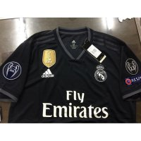 NEW Jersey Baju Bola Real Madrid AWAY 2018/19 - GRADE ORI FULL PATCH UCL Murah