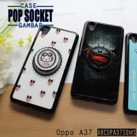 OPPO A37 CASE MOTIF WITH POPSOCKET - ABCOPA37SOMS