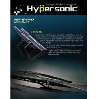 Automatic Hypersonic Wiper Stand HP6440 Wing Stang Pelindung Karet