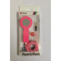 TOMSIS M Shoot Self-Timer Camera Remote Control for iPhone 4 /4S / 5