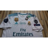 NEW Jersey Real Madrid Home MDT FINAL KYIV LIGA CHAMPIONS 2018 Murah