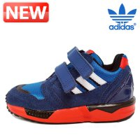 Adidas Kids Shoes / DF-M17824 / ZX 8000 CF I jet X-walker shoes flower ahdonghwa Kids Casual Shoes Children's Slipper
