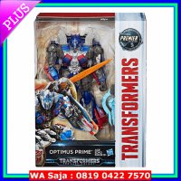 Transformers The Last Knight Optimus Prime Premier Edition