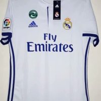 NEW JERSEY ORI REAL MADRID 2016-2017 Murah