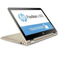 HP Pav x360 Convert 13-u031TU Resmi (Intel®Core i3 6100U-4GB-500GB-13' TouchScreen-Win10) GOLD