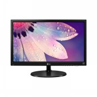 LG 22M38A (VGA) 22'TN LED Monitor - Black