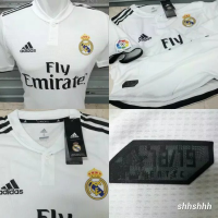 NEW JERSEY REAL MADRID HOME 2018/2019 CLIMACHILL Murah