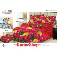 Sprei Lady Rose 180x200 Eva