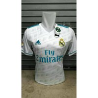 NEW Jersey Baju Bola Real Madrid Home 17/18 Grade Ori Leaked 2017/2018 Murah