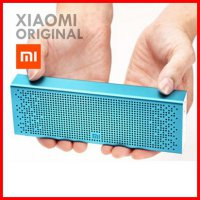 (Speaker) Xiaomi mi Bluetooth Portable Speaker Metal Box MicroSD Original