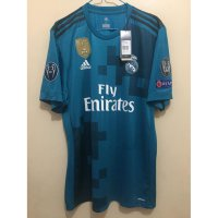 NEW Jersey Real Madrid 3rd ADIZERO 2017/2018 grade ori official Murah