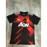 NEW Jersey Manchester United Training Gradasi 2017/2018 grade ori official Murah