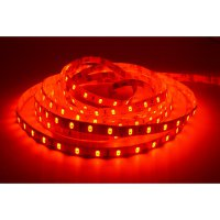 5730 / 5630 LED Strip 12V Luminus Lampu Selang LED Strip Plafon Warna Lampu Merah