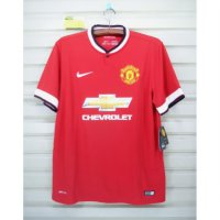 NEW Manchester United 2014-15 Home. BNWT. Original Jersey. Murah