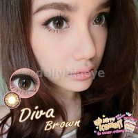 Softlens Kitty Kawaii DIVA Kitty Kawai SOFT LENS Thailand