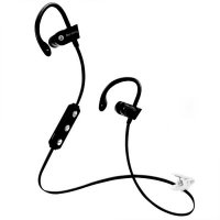 Power Sport Bluetooth Earphone with Microphone - MS-B7 - Black