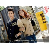 Jaket Couple Trendy | Distro Fashion Cowo | Qing Coksu