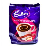 Cadbury Hot Chocolate Drink 3 in 1