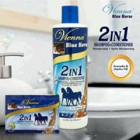 [ 2IN1 ] SHAMPO + CONDITIONER VIENNA - SHAMPOO KUDA VIENNA 2IN1