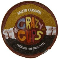 [poledit] Crazy Cups Coffee, Hot Chocolate and Salted Caramel, 22 Count (R1)/12536428