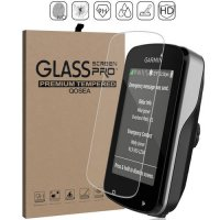 [globalbuy] For Garmin Edge 820 Tempered 9H Glass Ultra-thin Clear Scratch Resistant For G/3727915