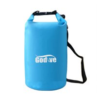 Godive Scuba Diving Snorkeling Dry Bag B-003 20L Blue
