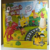 LEGO DUPLO DINOSAURS WORLD