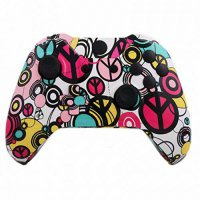 [poledit] Mod Freakz Xbox One Controller Shell/Buttons Hydro Dipped Peace Maker (R1)/12507536
