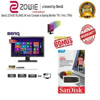 BenQ ZOWIE RL2455 24 inch Led Monitor Free usb 32gb