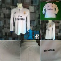 Jersey REAL MADRID Home Session 2016 - 2017 (LongSleeve)